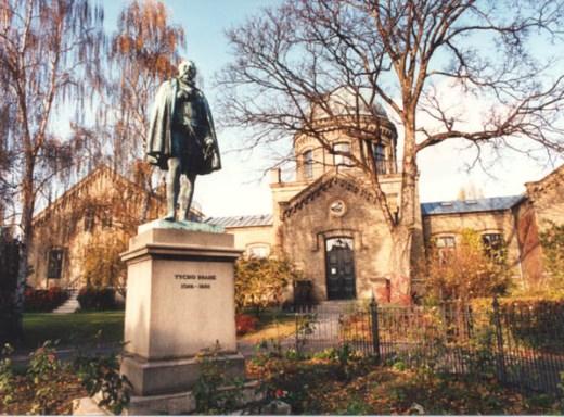 Observatoriet på Østervold i København afløste observatorium på Rundetårn.