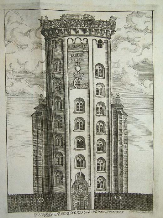 Rundetårn i København husede i mange år Københavns Universitets astronomiske observatorium.